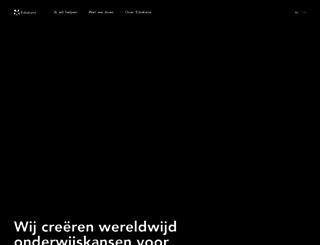 edukans.nl screenshot