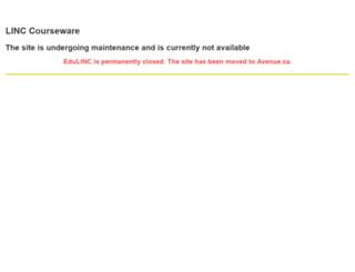 edulinc.org screenshot