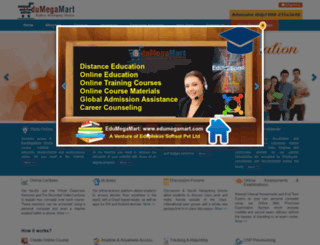 edumegamart.com screenshot