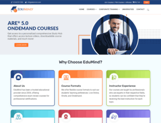 edumind.com screenshot