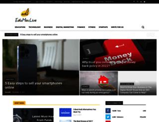 edumovlive.com screenshot
