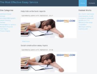 edumuslim.org screenshot