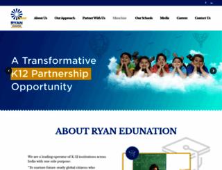 edunation.co.in screenshot