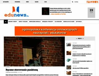 edunews.pl screenshot