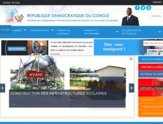 eduquepsp.cd screenshot