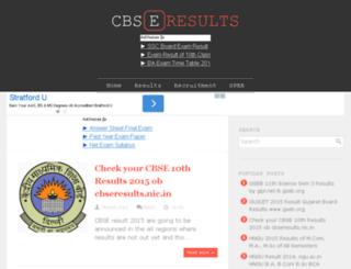 eduresultshub.com screenshot