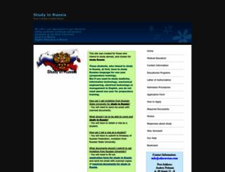 edurussian.com screenshot