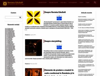edusoft.ro screenshot