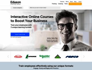 eduson.tv screenshot