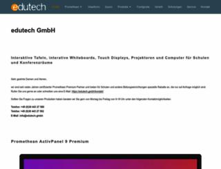 edutech24.de screenshot