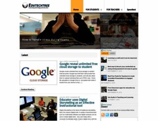 edutechtree.com screenshot