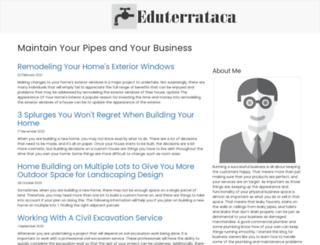 eduterrataca.com screenshot