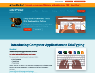 edutyping.com screenshot