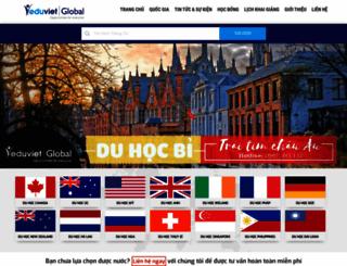 eduvietglobal.vn screenshot