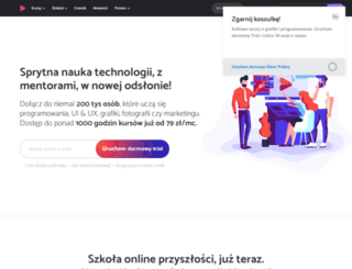 eduweb.pl screenshot