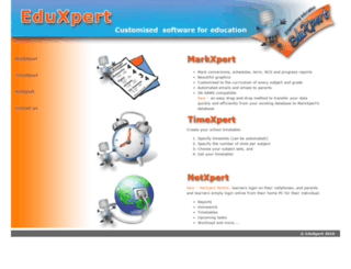eduxpert.co.za screenshot