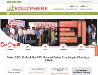 eduzphere.com screenshot