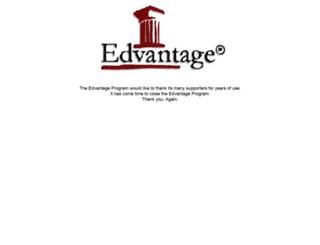edvantageprogram.com screenshot
