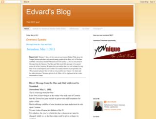 edvardkadic.blogspot.com screenshot