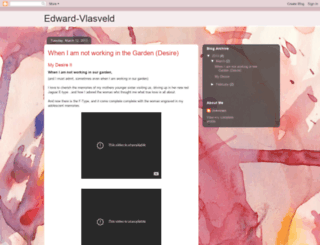 edward-vlasveld.blogspot.com screenshot