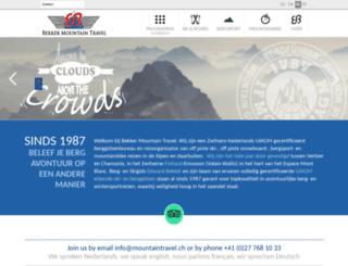 edwardbekker.com screenshot