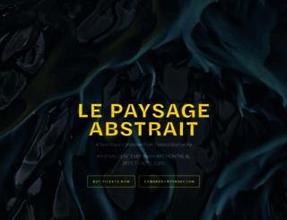 edwardburtynsky.com screenshot