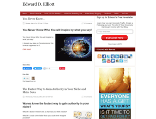 edwardrecommends.com screenshot