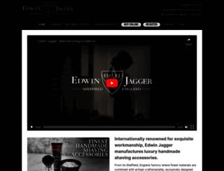 edwinjagger.com screenshot