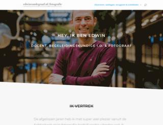 edwinvandegraaf.nl screenshot