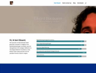 edwords.nl screenshot