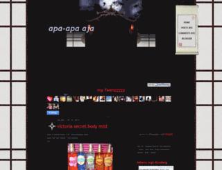 edy-edykisahku.blogspot.com screenshot