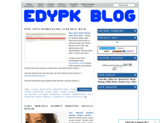 edypk.blogspot.com screenshot