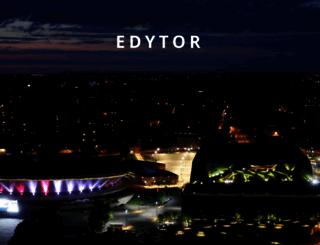 edytor.net screenshot