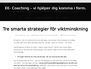 ee-coaching.com screenshot