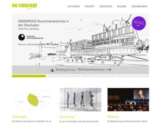ee-concept.de screenshot