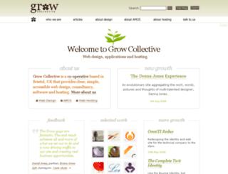 ee.gr0w.com screenshot