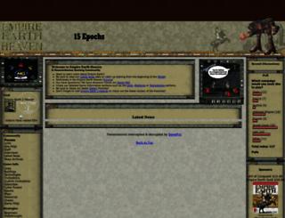 ee.heavengames.com screenshot