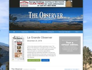 ee.lagrandeobserver.com screenshot