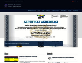 ee.unud.ac.id screenshot