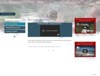 eecmultimedia.pt screenshot
