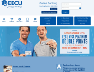eecuonline.org screenshot