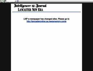 eedition.lancasteronline.com screenshot