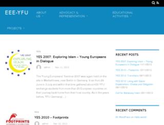 eee-yfu.eu screenshot