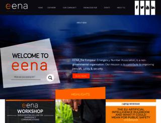 eena.org screenshot