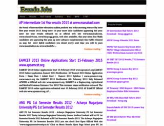 eenadujobs.blogspot.in screenshot