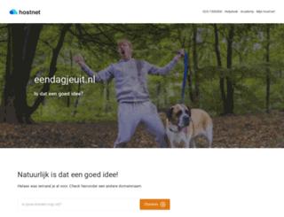 eendagjeuit.nl screenshot