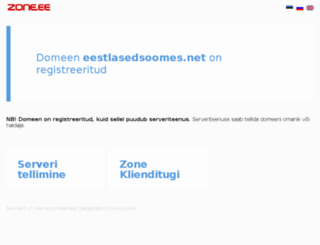 eestlasedsoomes.net screenshot