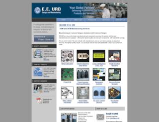 eeurd.com screenshot