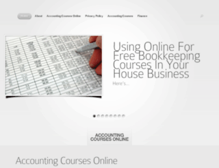 eewebaccountant.com screenshot