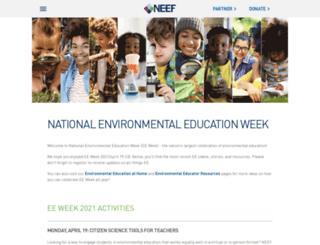 eeweek.org screenshot